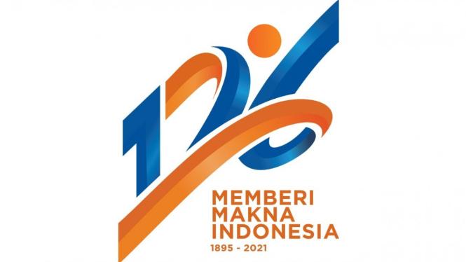 Desain Logo HUT ke-126