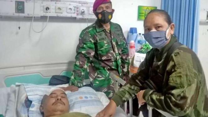 VIVA Militer: Koptu Marinir Sujatno dirawat di RSUD Jombang