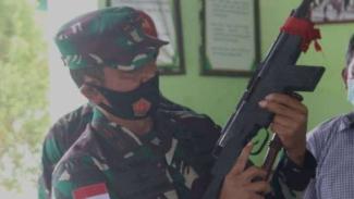 VIVA Militer: Danrem 174/Praja Vira Braja, Brigjen TNI Iwan Setiawan