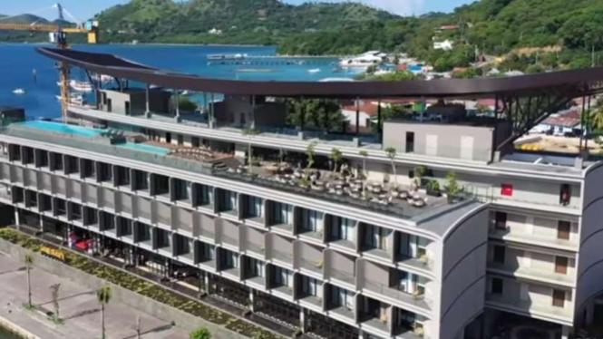 Hotel Meruorah Komodo Labuan Bajo.