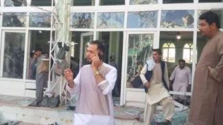 Bom bunuh diri kembali serang masjid di Afghanistan, kali ini di Kandahar
