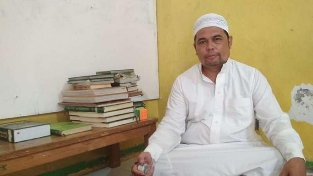Mantan Penyelidik Utama KPK, Harun Al Rasyid
