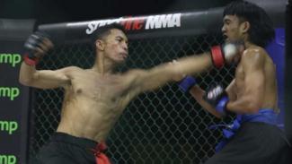 Daniel Martiemus vs Fitra Taufiana di Fight Night 50 One Pride