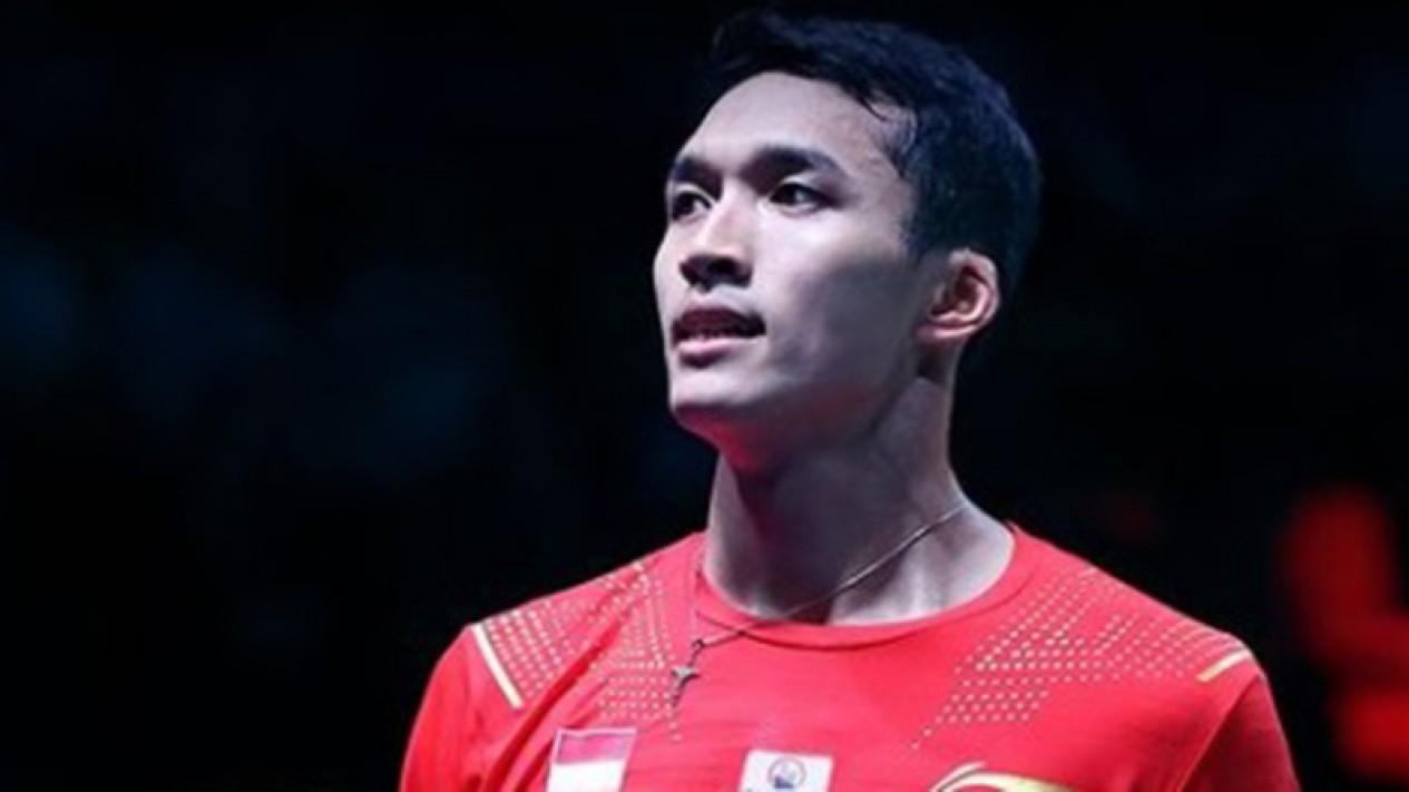 Tunggal putra Indonesia, Jonatan Christie di Piala Thomas 2020