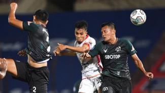 Pertandingan Tira Persikabo vs Borneo FC
