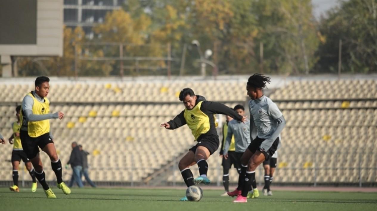 Persiapan Timnas Indonesia U-23