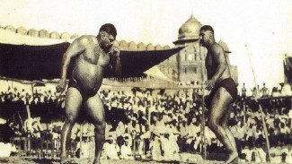 Ghulam Muhammad atau yang lebih dikenal The Great Gama