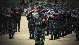 VIVA Militer: Pasukan Yonif 410/Alugoro