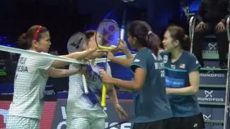 Ganda putri Indonesia, Greysia/Apriyani kalahkan duo Malaysia Pearly Tan/Thinaah