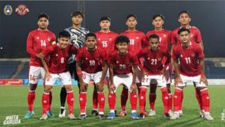 Skuad Timnas Indonesia U-23.