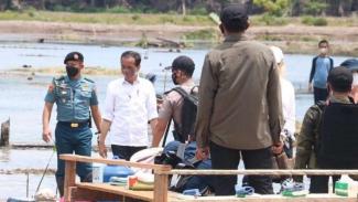 VIVA Militer: Kunjungan Kerja Presiden Joko Widodo di Kalimantan Utara (Kaltara)