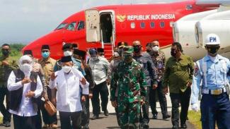 VIVA Militer: Pangdam V/Brawijaya dampingi Wakil Presiden