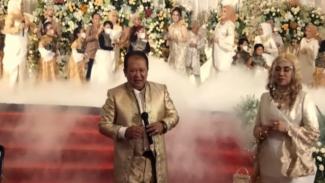 Bupati Jember Nyanyi di Pesta Pernikahan Tanpa Masker (Instagram/infojember)
