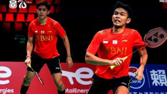Ganda putra Indonesia, Fajar Alfian/Muhammad Rian Ardianto