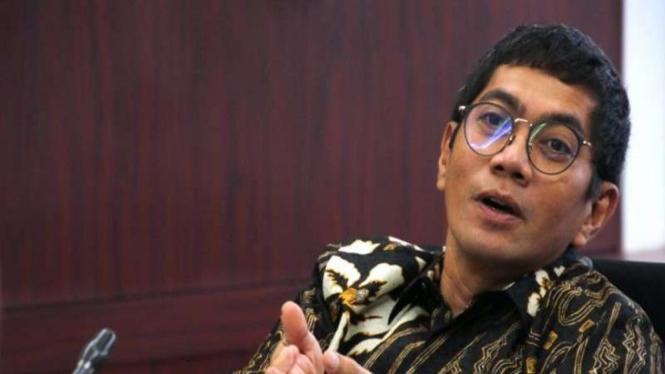 Direktur Jenderal Kekayaan Intelektual DJKI Kemenkumham Freddy Harris