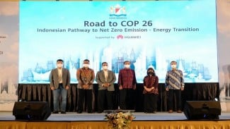 Road to Conference of Parties (COP) 26 di Glasgow