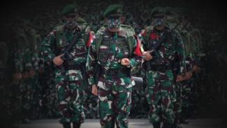 VIVA Militer: Prajurit Yonif 410/Alugoro.