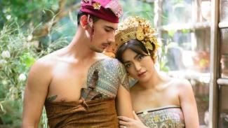 Vincent Verhaag dan Jessica Iskandar.