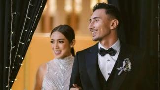 Jessica Iskandar dan Vincent Verhaag.