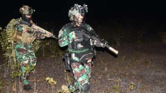 VIVA Militer: Prajurit Batalyon Intai Amfibi 1 Marinir  (Yontaifib 1 Marinir)