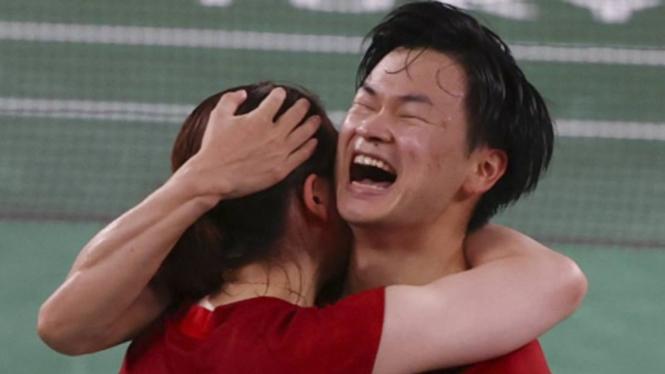 Ganda campuran Jepang, Yuta Watanabe/Arisa Higashino