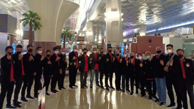 Federasi Kempo Indonesia (FKI) bersiap mengikuti Kejuaraan Dunia Kempo 2021