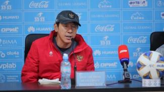Pelatih Timnas Indonesia U-23, Shin Tae-yong.