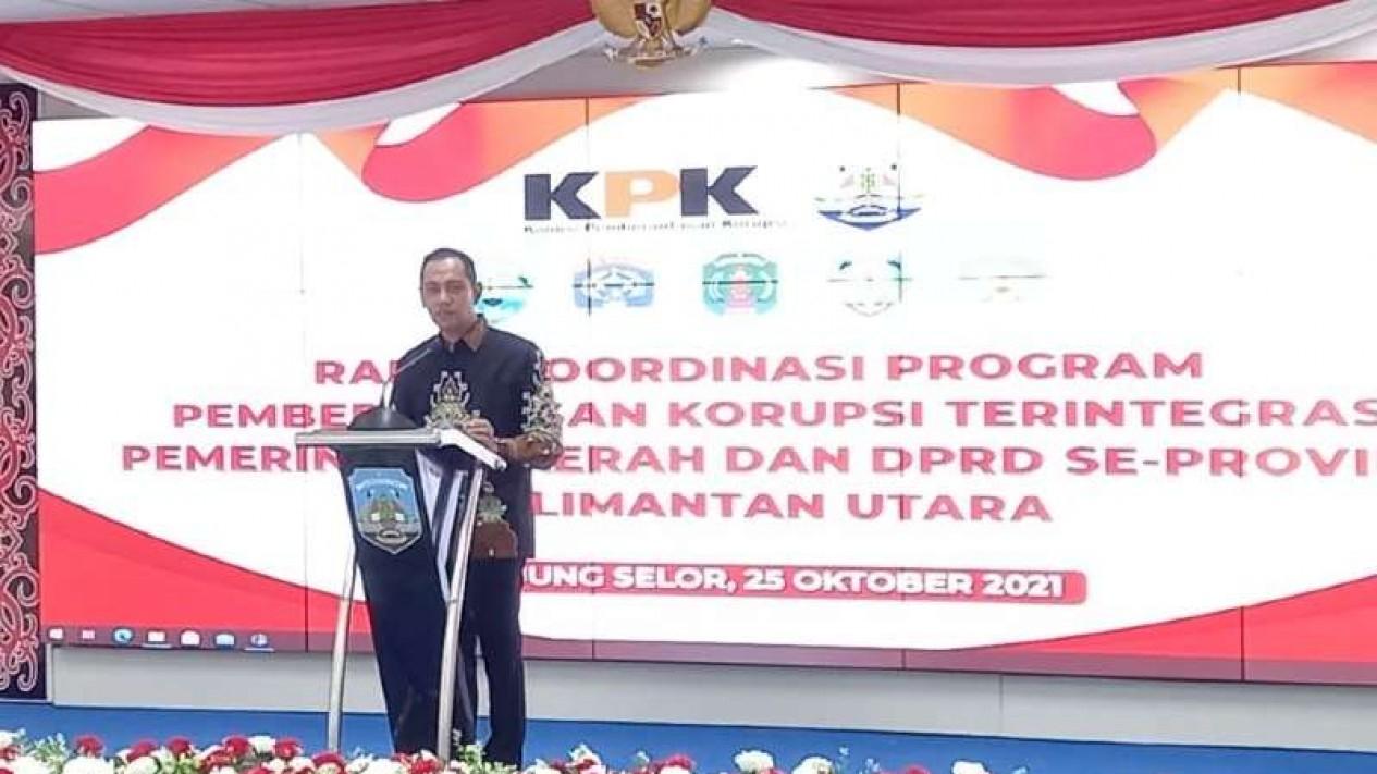 Wakil Ketua Komisi Pemberantasan Korupsi (KPK) Nurul Ghufron.