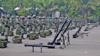 VIVA Militer: Pasukan Batalyon Infanteri 1/Marinir (Yonif 1/Marinir)