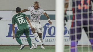 Pertandingan PSS Sleman vs Bali United