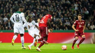 Duel Moenchengladbach vs Bayern Munich