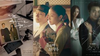 Daftar drama Korea baru November 2021.