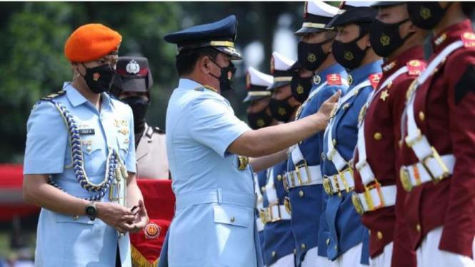 VIVA Militer: Panglima TNI hadiri wisudawan Taruna TNI dan Bhayangkara Polri