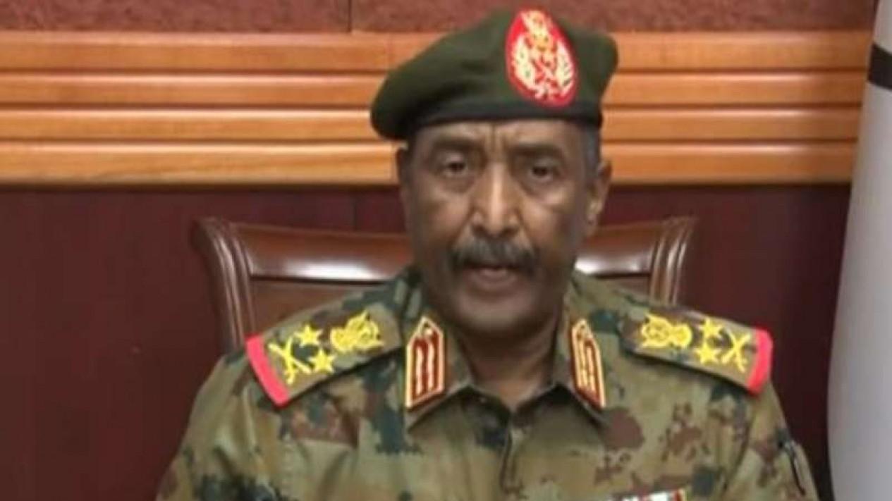 Jenderal Abdel Fattah al-Burhan