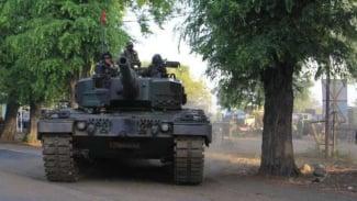 VIVA Militer: Tank Leopard Batalyon Kavaleri 8/Narasinga Wiratama Kostrad
