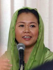 Zannuba Ariffah Chafsoh Rahman Wahid