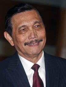 Jenderal TNI (Purn.) Luhut Binsar Pandjaitan, MPA