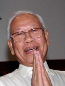 Prof. Dr. Bagir Manan, SH