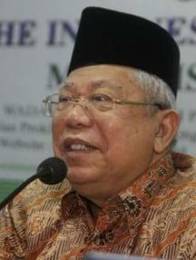 Dr.(HC) KH.Ma'ruf Amin