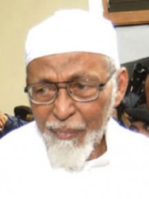 Abu Bakar Ba'asyir