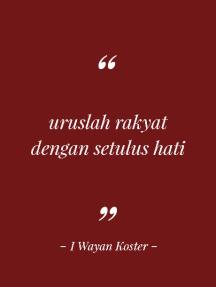 I Wayan Koster