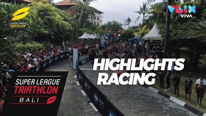 Highlights Super League Triathlon Bali 2019