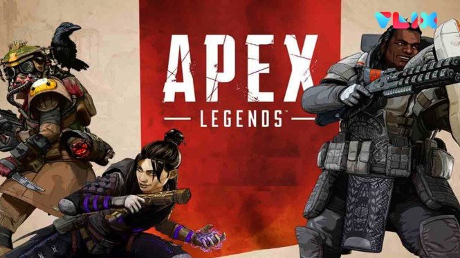 Perang Paling Epik Apex Legends