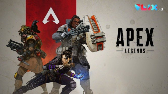 Scene Paling Spektakuler Game Apex Legends