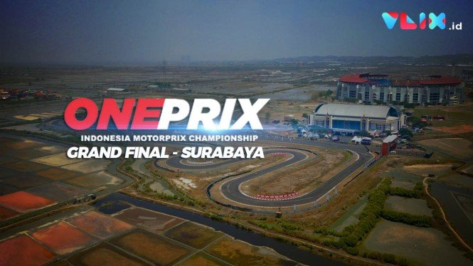 Tribute to Afridza Munandar di Grand Final Oneprix Surabaya