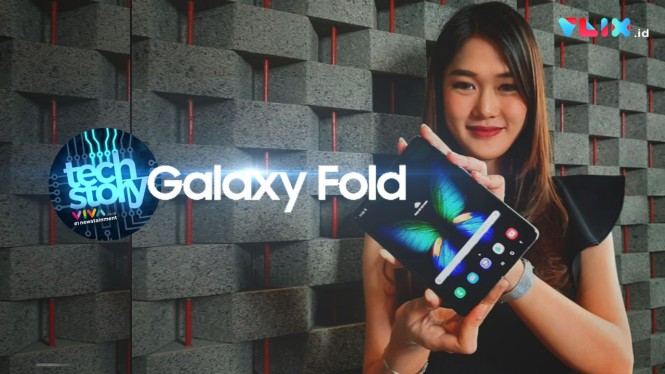 31 Menit Sold Out! Samsung Galaxy Fold Emang HP Sultan!
