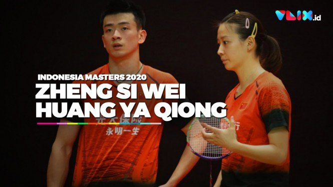 MIXED ZONE: Zheng Si Wei/Huang Yaqiong Fokus di Final