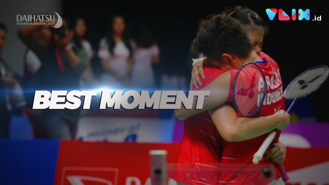 BEST MOMENT: Cuplikan Momen Emosional Indonesia Masters 2020