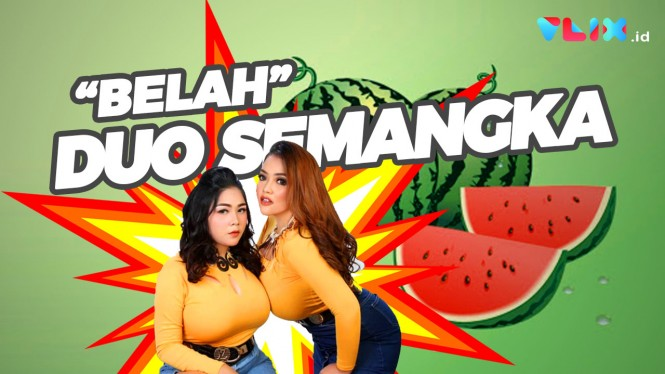 Challenge HOT! Video Call Nakal Duo Semangka